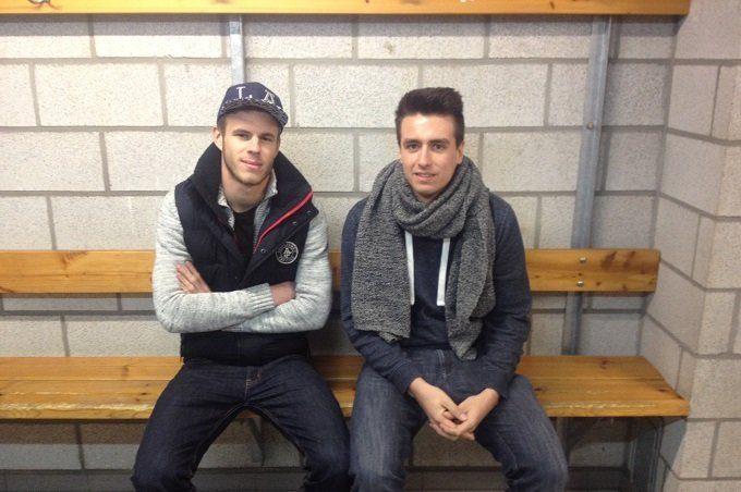 Alessio und Dean_680X