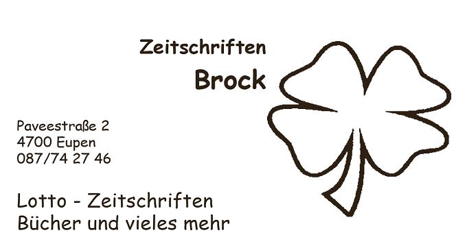 Brock Zeitschriften 2015